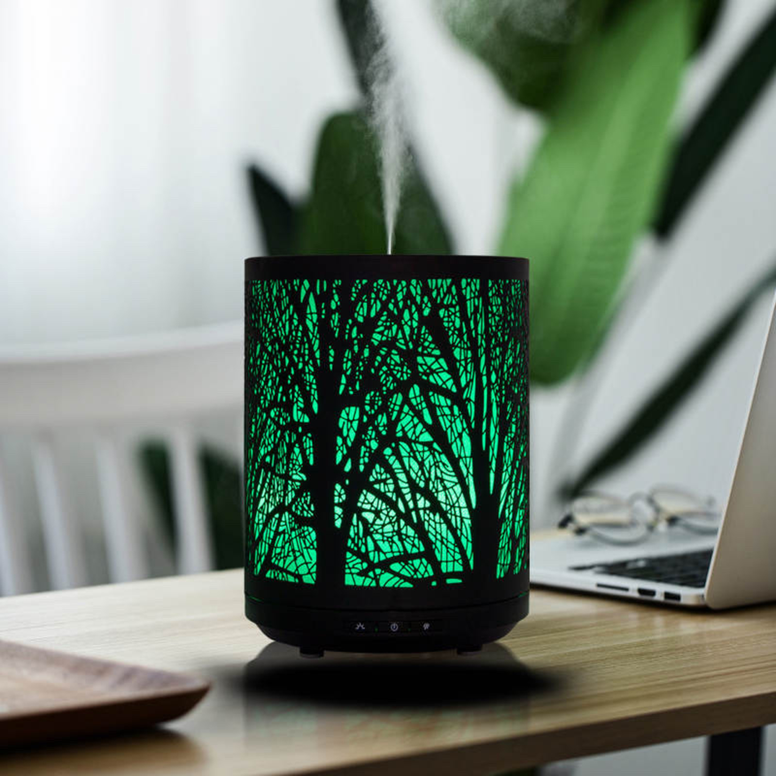 Forest Theme Aroma Diffuser 3